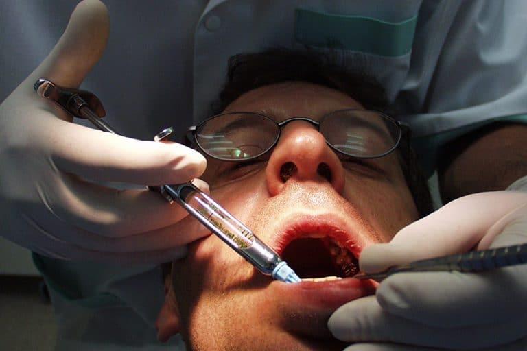 Sedation dental services